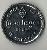 Copenhagen Snuff Can Lids