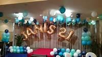 21st Birthday Party Decoration Ideas