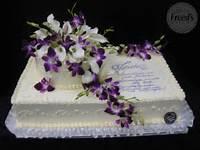 Retirement Cake Ideas Women