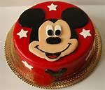 Bolo Do Mickey Mouse