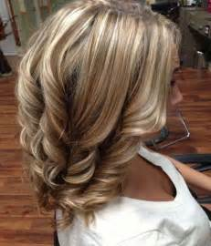 blonde highlights hairstyles 2015