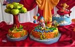 Torta De Winnie The Pooh
