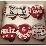 Amor Aniversario Teamo Cupcakes On Instagram