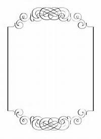 Free Wedding Invitation Borders Clip Art