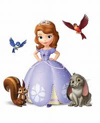 Princess Sofia The First Animals
