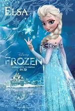 Elsa Frozen Disney Movie