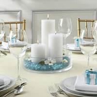 Candle Wedding Centerpieces Ideas