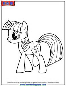... My Little Pony Twilight Sparkle Coloring Page | H & M Coloring Pages