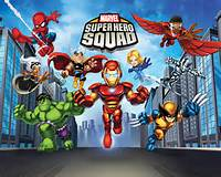Marvel Super Heroes Squad