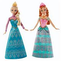 Frozen Disney Royal Sisters