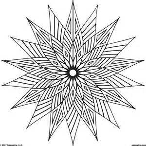 cool designs colouring pages
