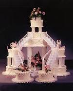 Wedding Cakes With Fountains