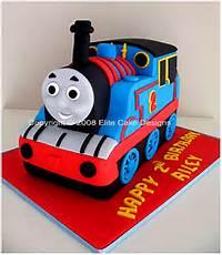 Thomas Tank Engine Birthday Cake