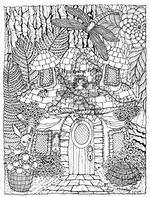 Difficult Detailed Coloring Pages For Adults