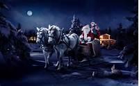 Beautiful Christmas Santa
