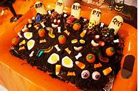 Halloween Food Dirt Cake