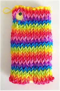 Rainbow Loom Phone