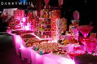 Candy Buffet Table Ideas