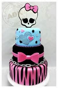 Monster High Cake