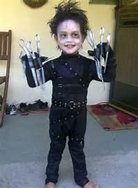 Edward Scissorhands Hands Costume For Kids