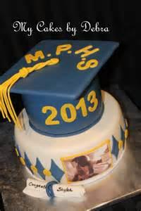 Boys Graduation Cake