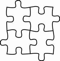 Autism Puzzle Piece Clip Art
