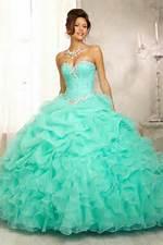 Mint Green Quinceanera Dress
