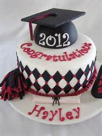 Graduation Cheerleader Cake