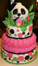 Panda Birthday Cake Ideas