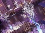 Manzanita Tree Wedding Centerpiece With Crystals