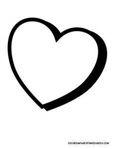 Free Printable Heart Coloring Pages - AZ Coloring Pages