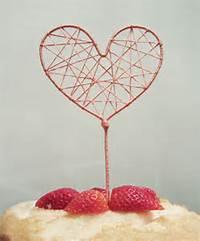 How To Make String Art Valentine