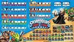 Trap Team Skylanders Characters