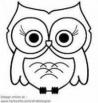 Easy Drawing Cute Cartoon Owls