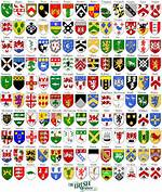 Irish Coats Of Arms Family Crests