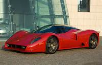 Pininfarina Ferrari P4 5