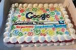 Google Traitor Cake