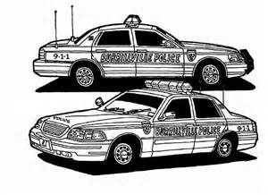 Police Cars Coloring Pages | Coloring Pages Turkey