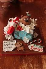 Beautiful Christmas Cake Designs