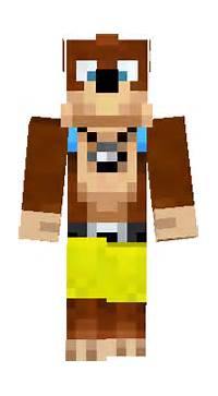 Bear L For Lee Minecraft Skin