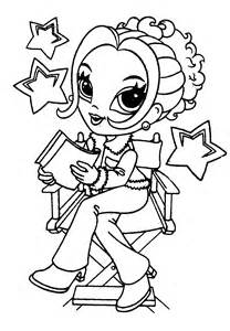 lisa frank coloring pages 8