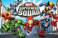 Super Hero Squad Videos For Kids