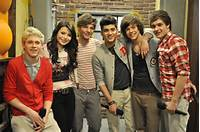 One Direction On ICarly