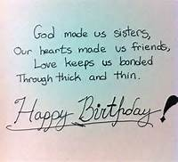 Happy Birthday Wishes Sister Funny Quotes