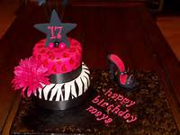 17 Year Old Birthday Cake Ideas