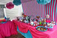 Candy Buffet Table Ideas For Birthday Party