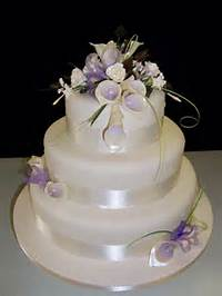 Simple Elegant Wedding Cake Designs