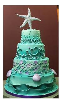 Sea Theme Cake Ideas