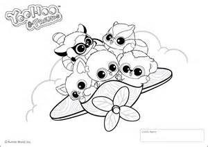 beanie boo twigs colouring pages