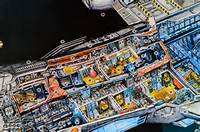 Firefly Serenity Ship Blueprints